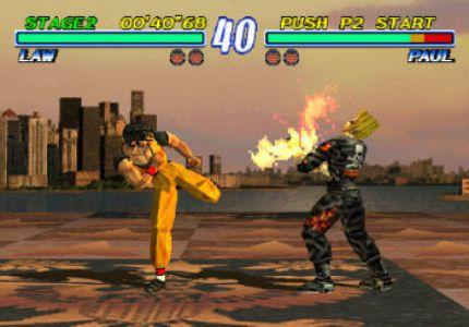 Tekken 2 PC Game Free Download