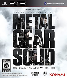 Metal Gear Solid The Legacy Collection PS3 Torrent
