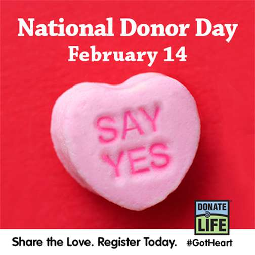 National Donor Day Wishes Pics