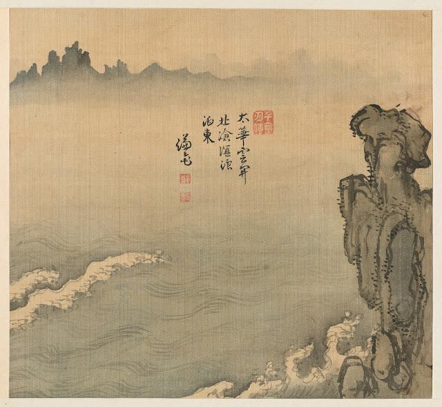 겸재(謙齋) 정선(鄭敾, 1676~1759) 경교명승첩(京郊名勝帖) 창명낭박