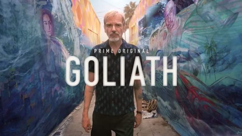 Goliath segunda temporada