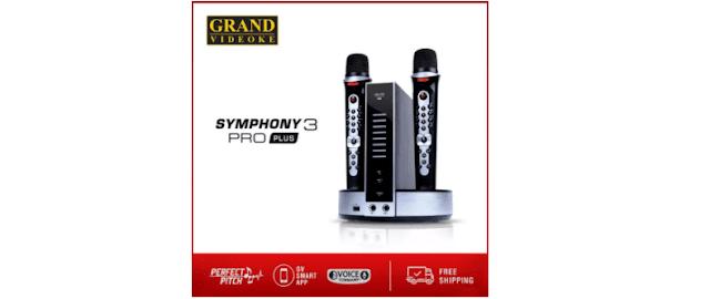 Grand Videoke Symphony 3 Pro Plus