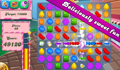 Candy crush saga mod apk game