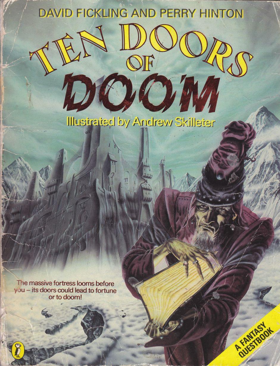 TwoHeadedThingies: Ten Doors of Doom
