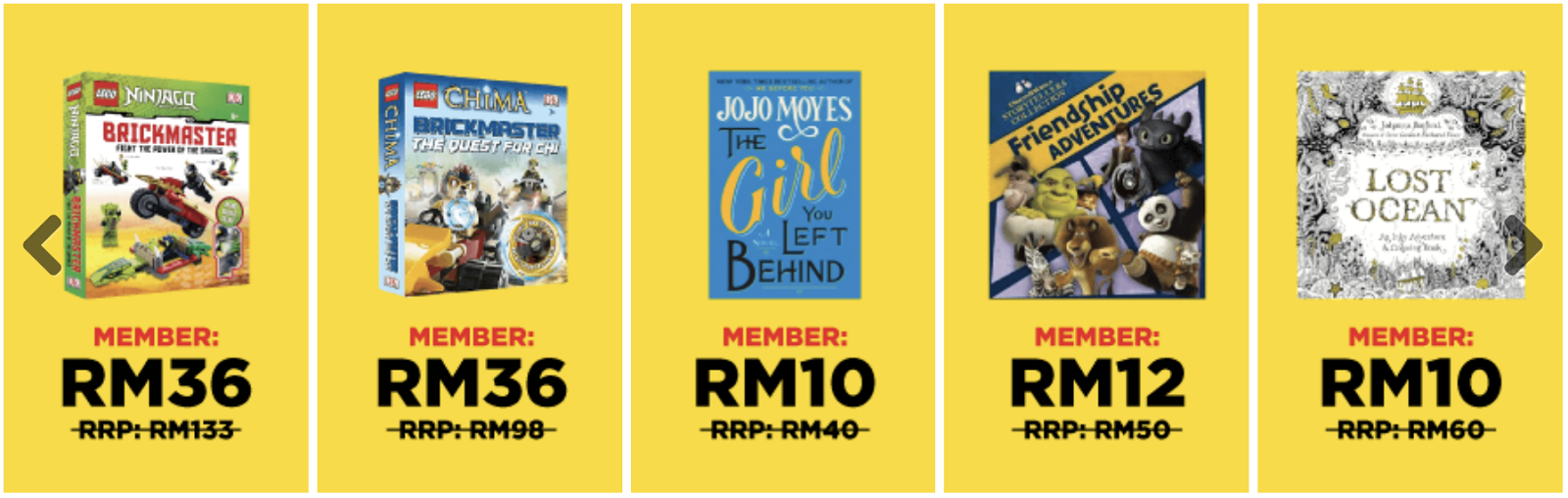 Big Bad Wolf Book Sale 75 95 Off Miecc The Mines 24 Hours