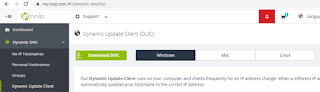 DUC untuk OS Windows