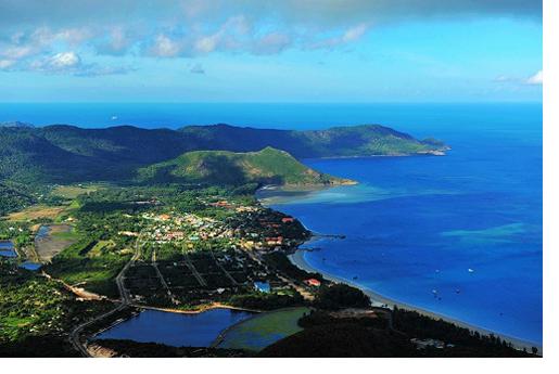 Khám phá các đảo hoang sơ Vịnh Côn Sơn Côn Đảo