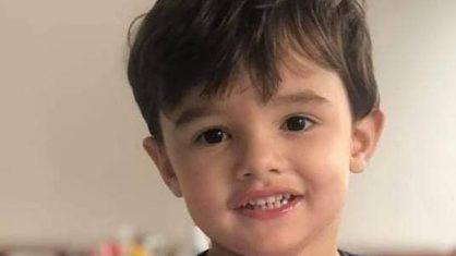 O Menino de 3 anos  que foi encontrado morto em apartamento em São Paulo