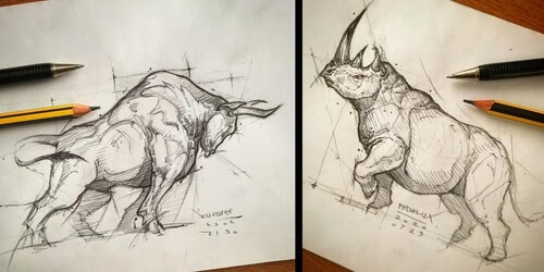 00-Animal-Drawing-Psdelux-www-designstack-co