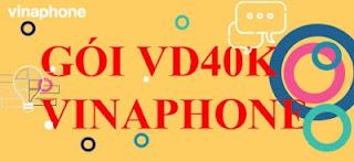Gói VD40K Vinaphone