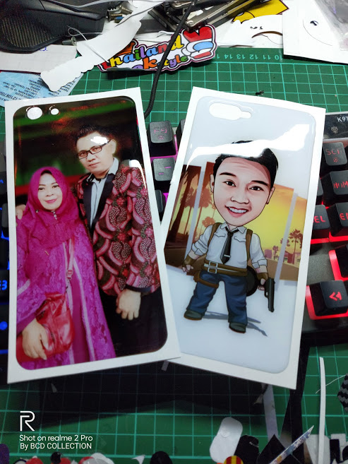 Garskin Timbul BCD Collection