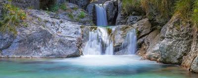 Gite in Lombardia - Cascate di Val Vertova - Bergamo.