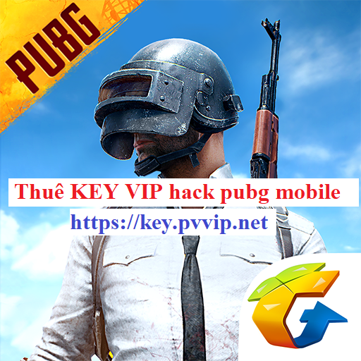 Thuê KEY VIP Hack Pubg Mobile