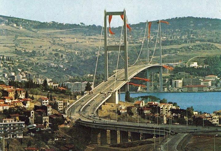 istanbul köprüsü