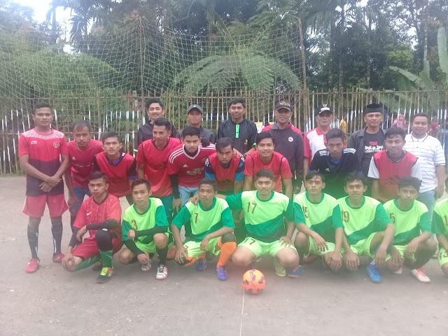 Sebanyak 23 Tim  Futsal Agam dan Bukitinggi Ikuti Turnamen Futsal Nyiur Cup II Malalak Selatan