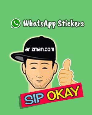 Stiker WhatsApp - WhatsApp Stickers