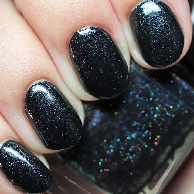 Supermoon Lacquer Black Shuck