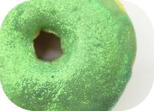 http://www.ablackbirdsepiphany.co.uk/2014/04/glittery-doughnuts.html