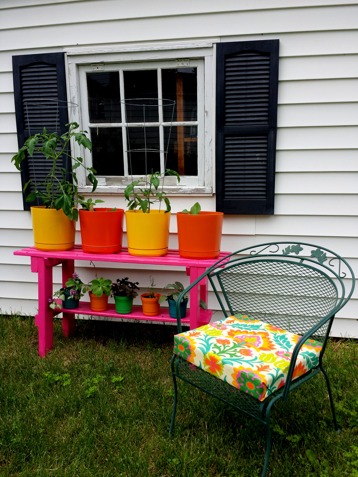 sewing patterns for patio chair cushions ergonomic reviews reddit diy no sew seat come along with chong