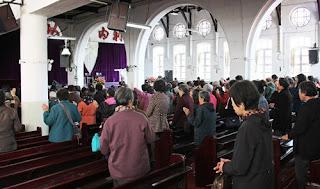 الكنائس في الصين تخضع لفحص بصمات الأصابع مع زيادة المراقبة الحكومية