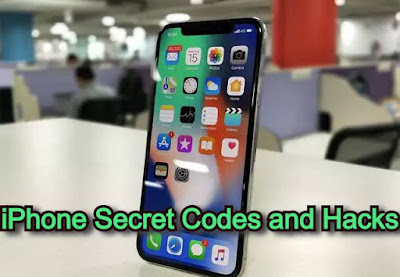 New iPhone secret codes and hacks 2020