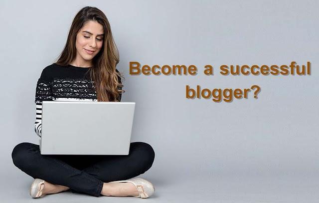 cara jadi blogger sukses