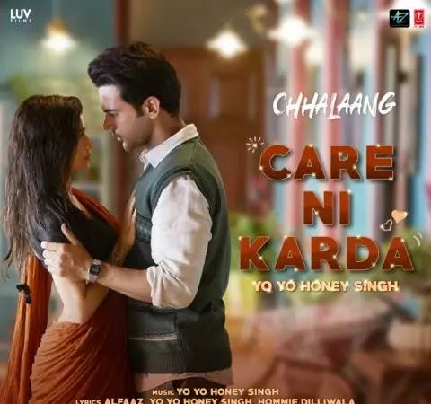 Care Ni Karda Song Lyrics In Hindi - Yo Yo Honey Singh