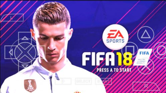 PES Mod FIFA 18 Patch Jogress V3 PPSSPP
