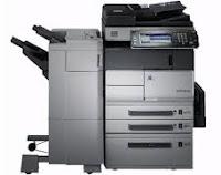 fotocopiadora konica minolta bizhub 500