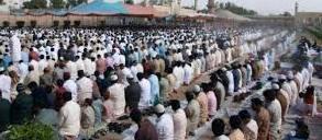 Lafazh Niat Sholat Hari Raya Idul Fitri