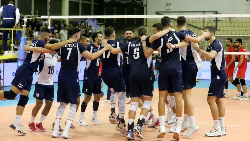 Επιβλητική η Εθνική στην Αλεξανδρούπολη, 3-0 και το Αζερμπαϊτζάν