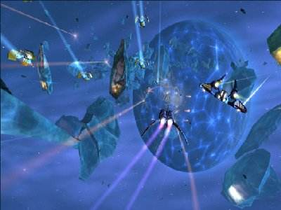 Aces of the Galaxy Screenshot 3, ComputerMastia