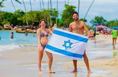 Por que os israelenses se sentem em casa nesta remota ilha brasileira