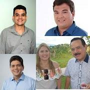 Cinco pré-candidatos a prefeito de Pedreiras de oposição se unem pela primeira vez para apoiarem Carnaval Lava Prato com Chicabana