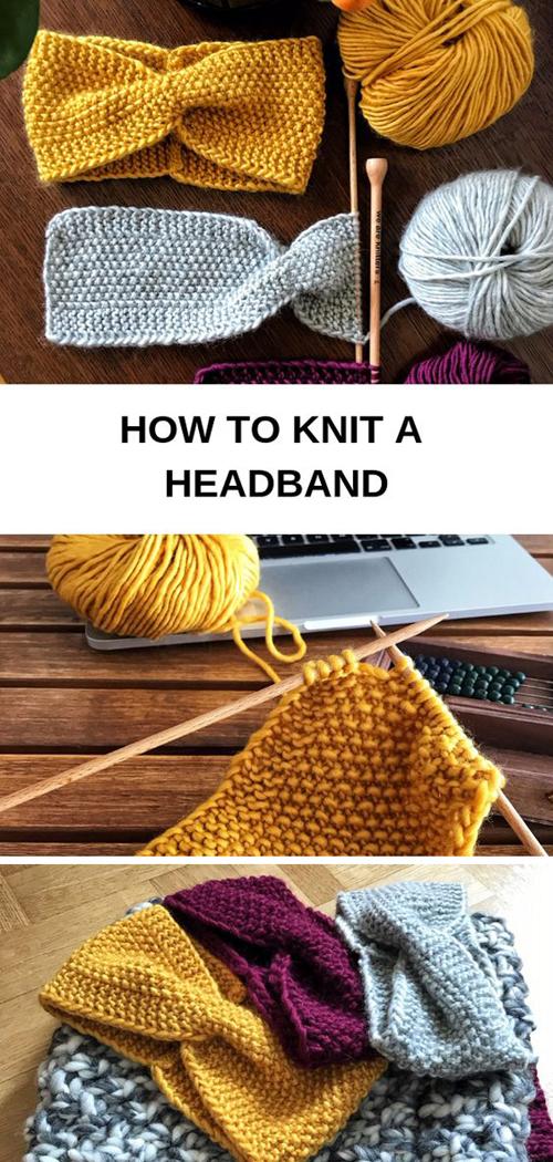Holy Headband - Free Pattern