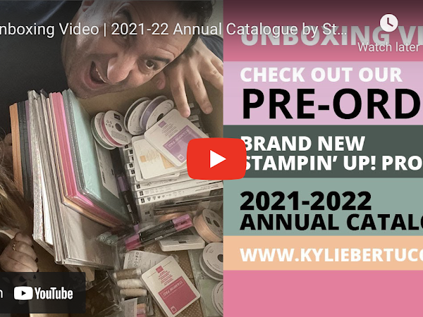 2021-2022 Annual Catalogue Pre-Order Unboxing   Meet the NEW InColours - Join our InColour Club