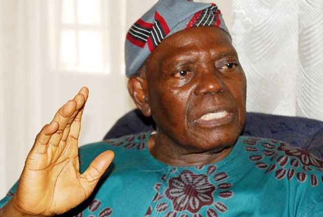 Why Nigeria must remain united — Akande