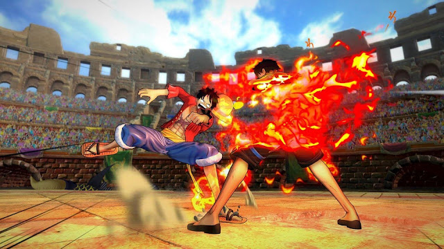 Download One Piece Burning Blood Edition For PS4