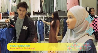 Tonton Telefilem Kisah Hidupku (TV3)