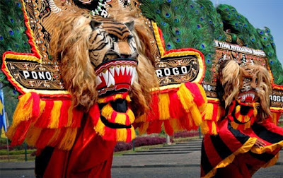Sejarah Kesenian Gerakan Tari Reog Ponorogo