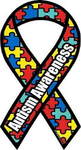 autistic awarenss ribbon