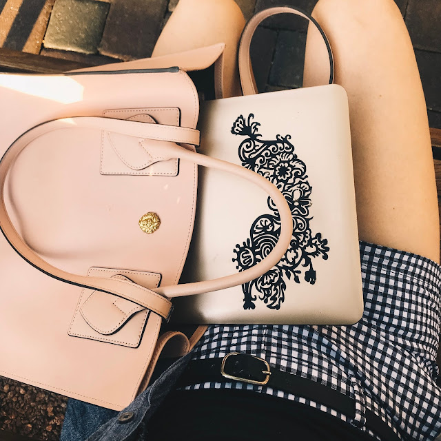 Anne Klein Purse | professional laptop bags | professional purse | business bags | how to look professional | professional outfit ideas | laptop bag ideas | pink purse ideas |