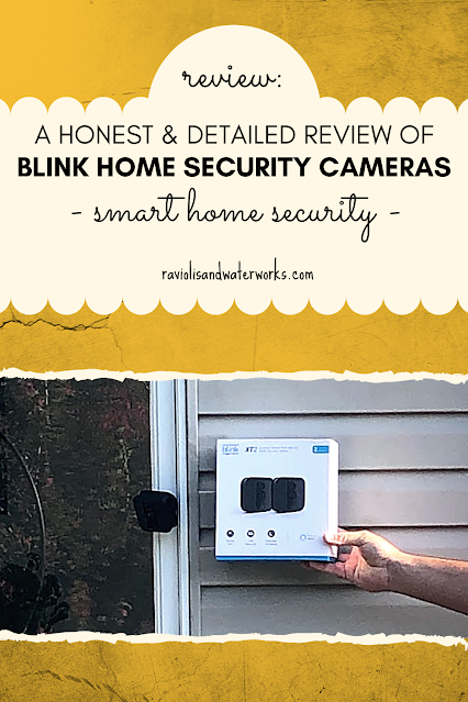 how is the blink cameras by amazon for the outside