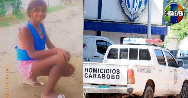 Encuentran cadáver de la niña que se encontraba desaparecida en Carabobo