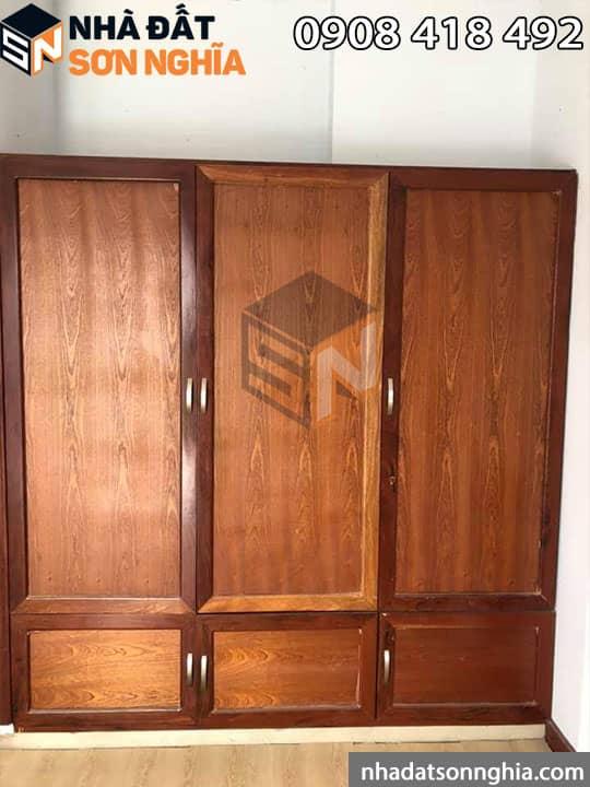 Nội thất gỗ Căm Xe