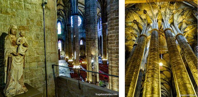 Igreja de Santa Maria del Mar, Barcelona