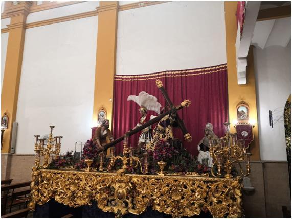 Todos los actos del Lunes Santo de Huelva