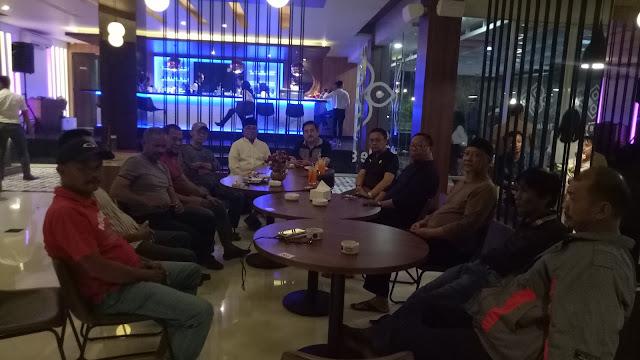 Silaturahmi dengan Kerabat Jadi Agenda Pak Jendral di Kampung Halaman