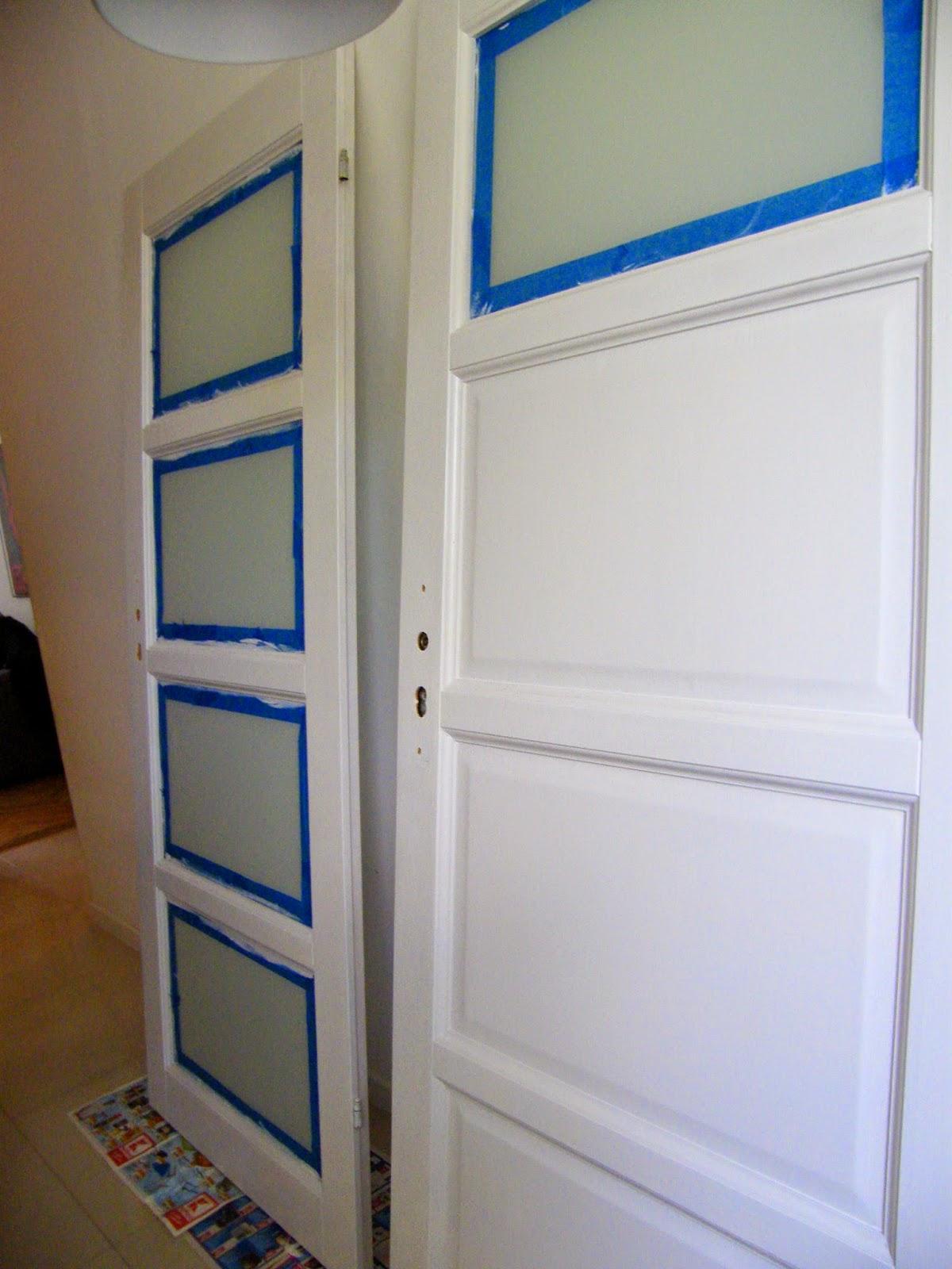 Inne rodzaje Mój mały prywatny świat: Malowanie drewnianych drzwi IY51