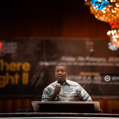Today's Open Heavens written by Pastor E.A Adeboye